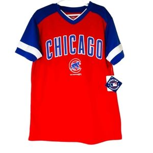 Chicago Cubs t-shirt boys size 8-10